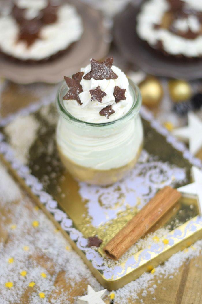 Adventspunsch und weihnachtliche Schoko Mousse | Das Knusperstübchen