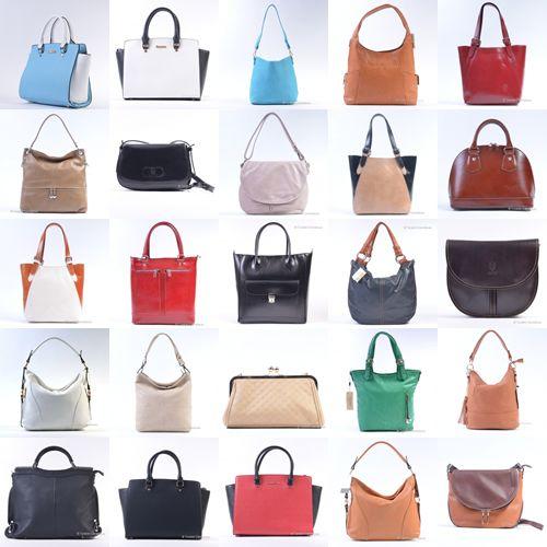To tylko część kolekcji - nowe #torebki dostępne w sklepie internetowym http://torebki-damskie.eu Wśród nich wyroby ze skóry i cała paleta najmodniejszych kolorów. Zapraszamy!