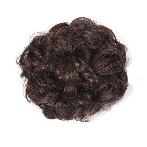 Fashion Pony Tail Hair Extension Scrunchie Bun Hairpiece