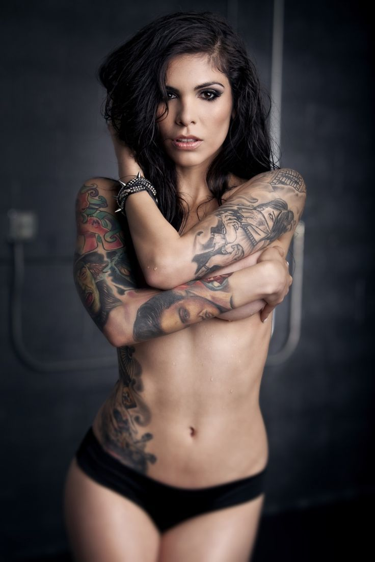 Sexy Inked Girls