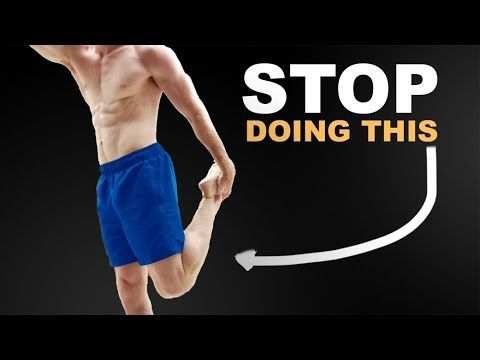 3 biggest warm up mistakes  best stretches before