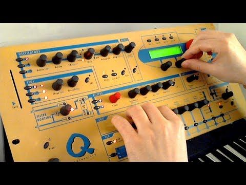 Waldorf Q synth demo - playing ambient chillout drone music soundscape on Waldorf Q virtual analog / digital synth from Waldorf.   ===  ► SUBSCRIBE TO MY CHANNEL FOR NEW DEMOS & MUSIC http://www.youtube.com/subscription_center?add_user=synth4ever  ► Buy Music: http://synth4ever.bandcamp.com  ► Connect: http://www.synth4ever.com http://www.facebook.com/synth4ever.music http://www.soundcloud.com/synth4ever http://www.youtube.com/synth4ever http://www.twitter.com/synth4ever
