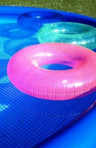 How to set up an Intex above ground Easy Set pool