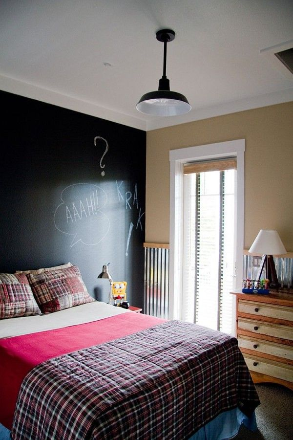 Paint Bedroom Ideas best 10+ chalkboard paint walls ideas on pinterest | kids