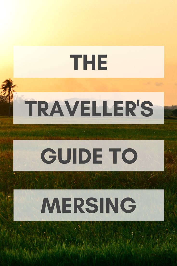 Welcome to my guide to Mersing, the town that you have to go through to get to some of the most beautiful islands in Malaysia. Such as Pulau Tioman, Pulau Besar, Pulau Rawa, Pulau Tengah and many more.