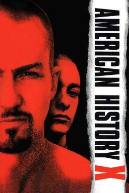 American History X movie poster in Best 50 Movies for Women