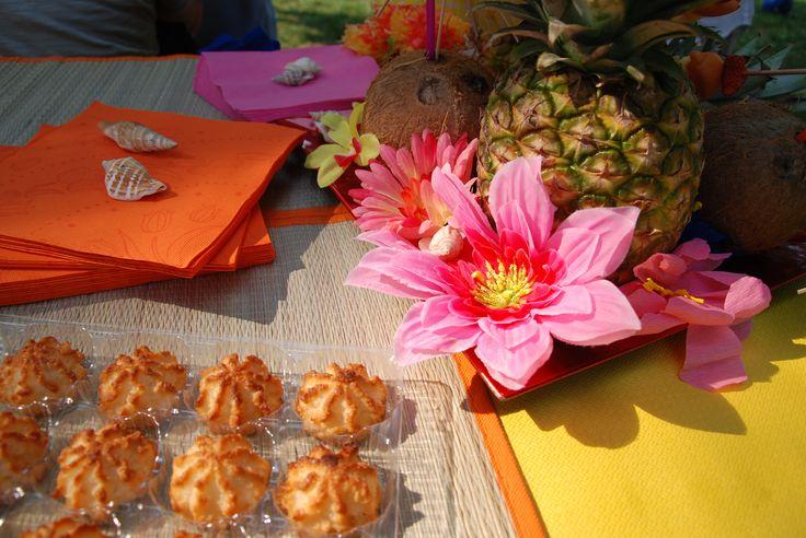 Festa di compleanno a tema Hawaii - Lara's party - laraspartyeventi@gmail.com