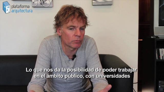 Plataforma Entrevista: Winy Maas / MVRDV by Plataforma Arquitectura. www.mvrdv.nl