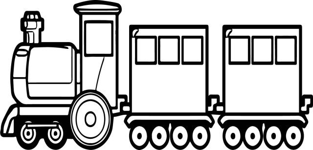 30 Brilliant Photo Of Train Coloring Pages Train Coloring Pages
