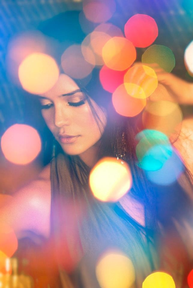Karen Bray - Chica E! Colombia 2011
