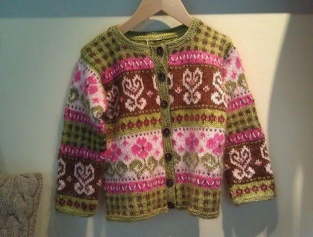778 best Knit Fair Isle images on Pinterest   Fair isle knitting ...