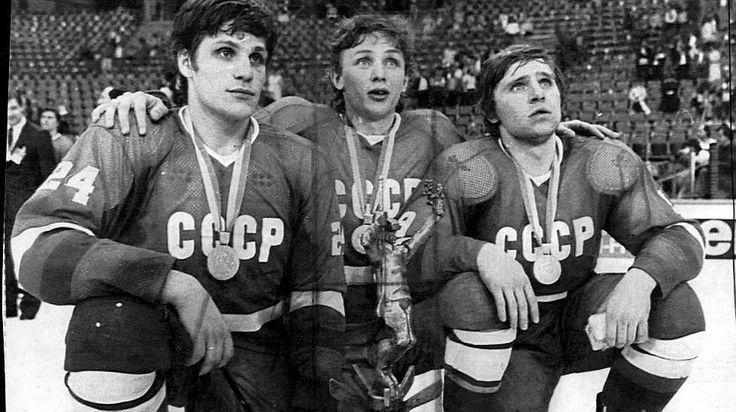 The Young KLM Line | Makarov, Larionov, Krutov