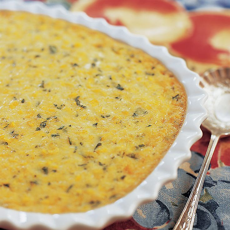 Savory Corn Pudding Recipe - Cook's Country