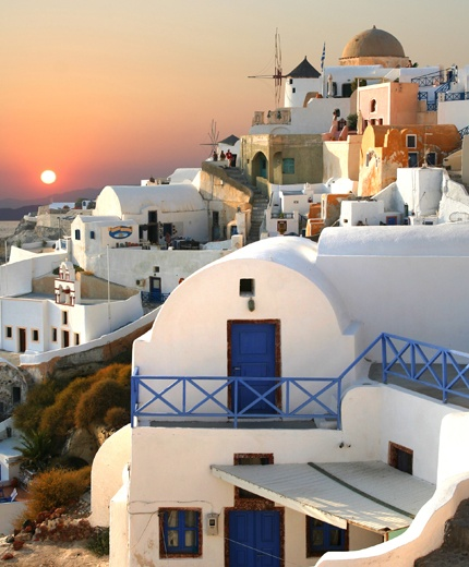 Zonvakantie Griekenland