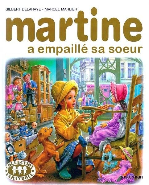 Martine Taxidermiste