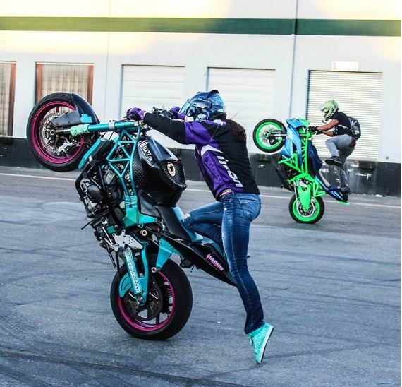 100+ ideas to try about Stunt Bike World | Street fighter ...