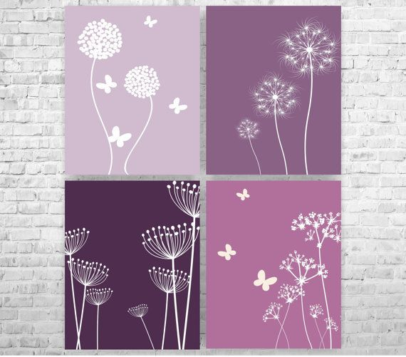 Hey, I found this really awesome Etsy listing at https://www.etsy.com/listing/236133707/purple-art-purple-lavender-wall-art-home