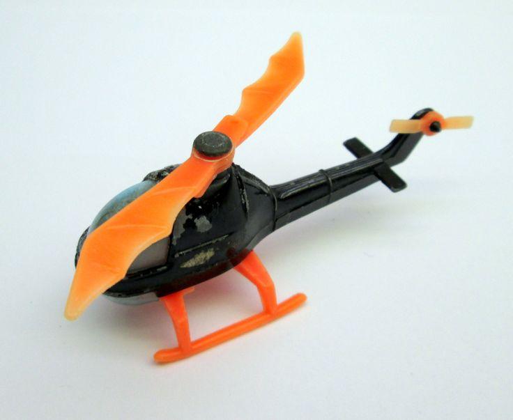 Vintage Corgi Juniors Batman BatCopter small Helicopter w/folding blades 1970s by Collectingly on Etsy