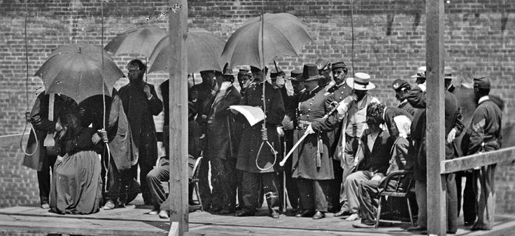 Lincoln Assassination Artifacts Umbrellas Protect From