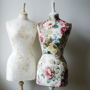 products  corset laced mannequins  mannequin dress lace