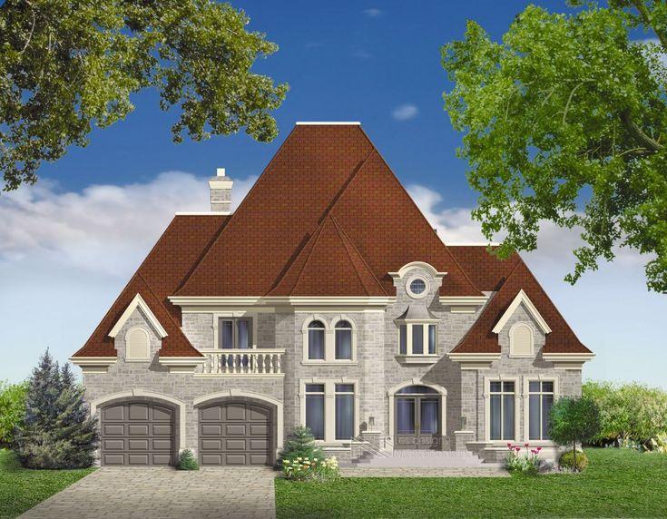 Vestibule fermé | Plan maison, Plan maison etage, Plans de maison de rêve