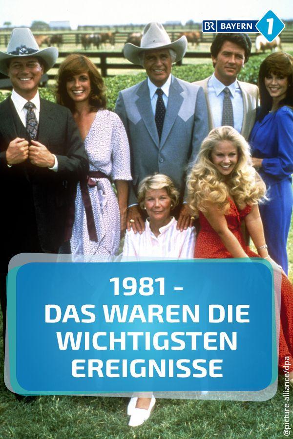 1981 Eine Zeitreise Durch Das Jahr 1981 Br De Zeitreise Erinnerungen Reisen