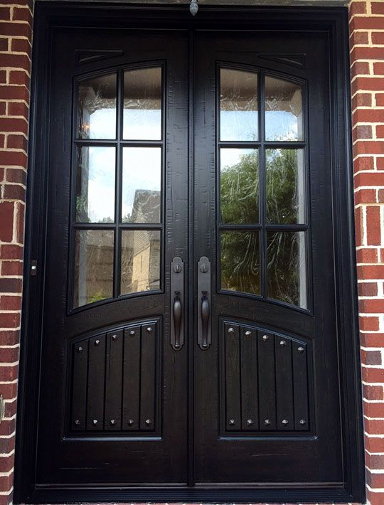 Best 25 Double Front Entry Doors Ideas On Pinterest
