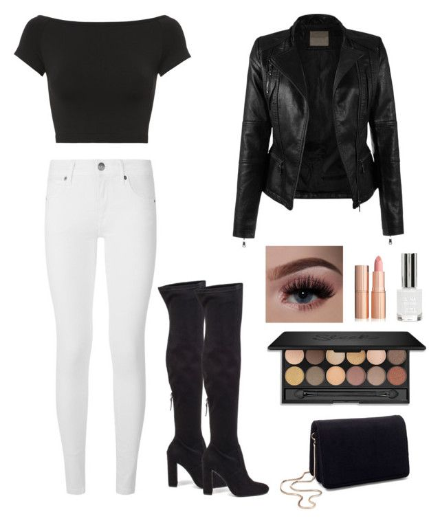 """Untitled #6"" by hannaklar on Polyvore featuring Steve Madden, Burberry, Helmut Lang, Miss Selfridge and Topshop"