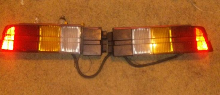 Used Auto Parts FOR SALE 1982-1992 CHEVROLET CAMARO Rear Tail Lights Harness GM 5973137 5973138 LIGHT OEM  #Chrysler #DODGE #DODGERAM #MOPAR #AUTOPARTS #USEDAUTOPARTS #PARTS #PART