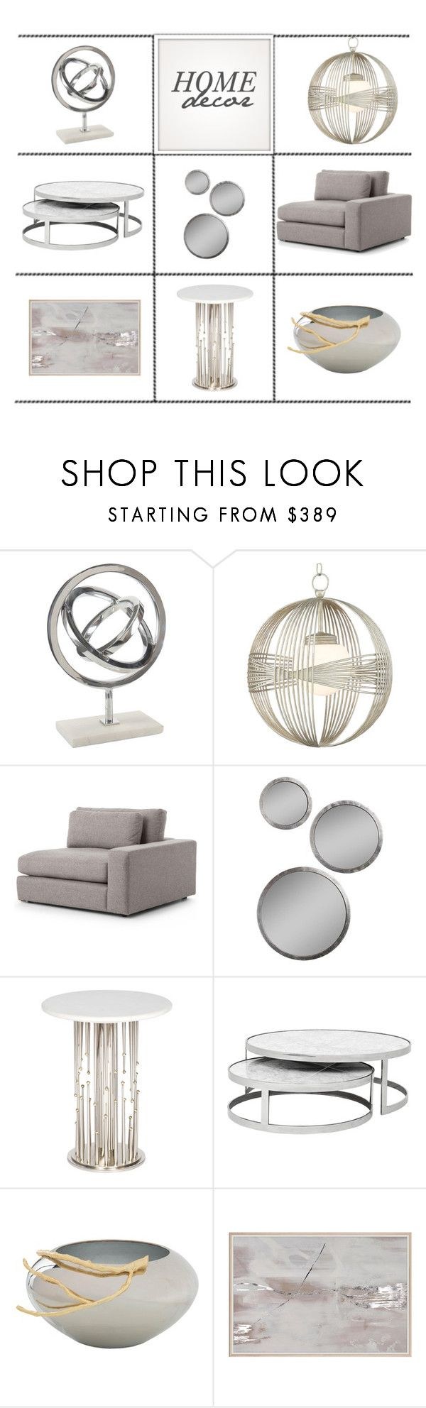 552 best mood boards images on pinterest design homes home home silver home decor by kathykuohome on polyvore featuring interior interiors interior design home