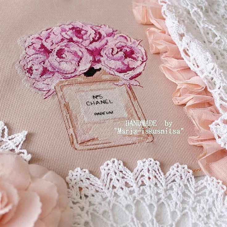 Chanel, perfect fabric pick for this lovely design.