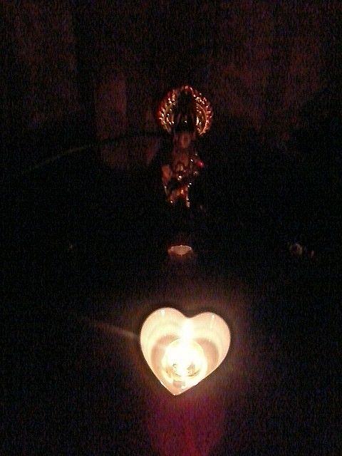 Pobyt ve tmě - leden 2009 - ilustracni foto