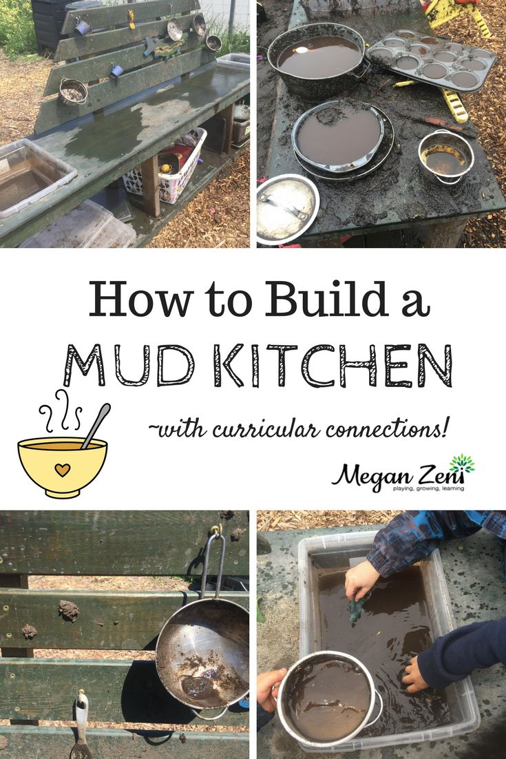 Mud kitchen upcycled pallet mud kitchen pallet kitchen counter with - Mud Kitchens Are A Fantastic Addition To Any Backyard Or School Garden Extend Your Outdoor Play For Hours With These Simple Tips For Mud Kitchen Play