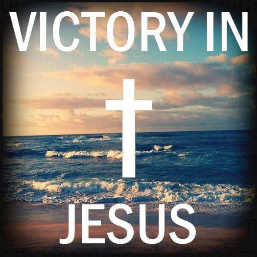 But thanks be to God, which giveth us the victory through our Lord Jesus Christ. 1 Corinthians 15:57 KJV