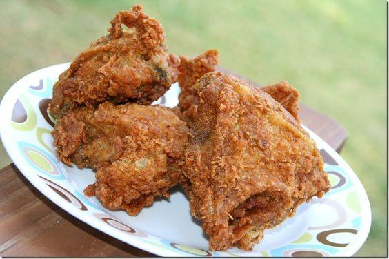 "Copycat ""KFC"" Original Recipe Fried Chicken | http://cooklisacook.blogspot.com/2012/07/copycat-kfc-original-recipe-fried.html"