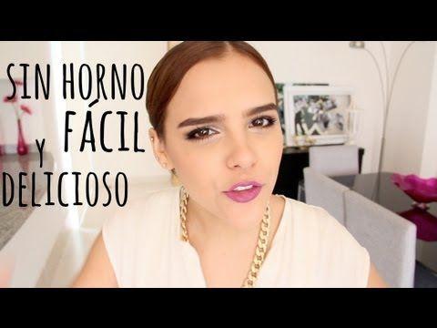 ¡HAZ PAY / PIE SIN HORNO! FÁCIL Y DELICIOSO ♥ - Yuya (+lista de reproduc...