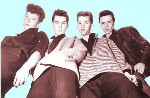 The Polecats, early 1980s rockabilly band from the UK