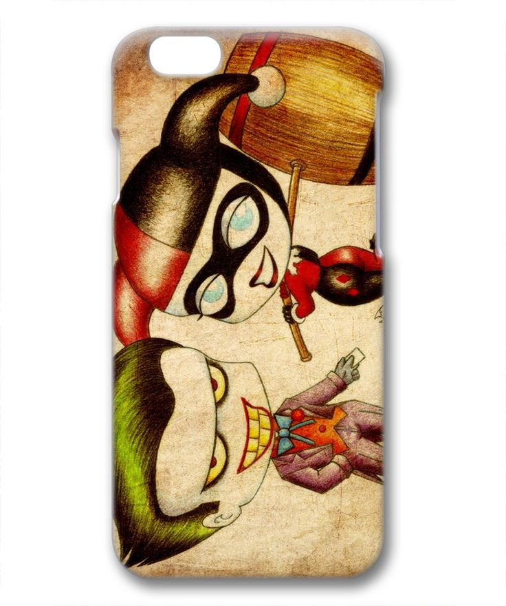 my harley quinn iphone case