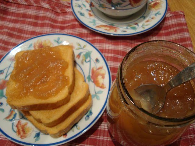 La buona cucina di katty: Marmellata di pere