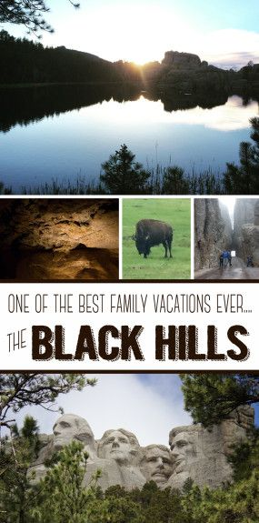 Why The Black Hills was one of the best family vacations ever! Come learn all the stops to make and get ready for a trip of a lifetime! | Over the Big Moon