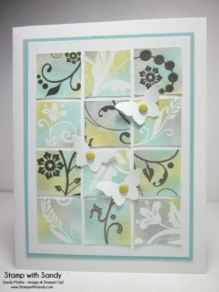 Inchie Fun & Flowering Flourishes, DD100 by stampwithsandy - Cards and Paper Crafts at Splitcoaststampers