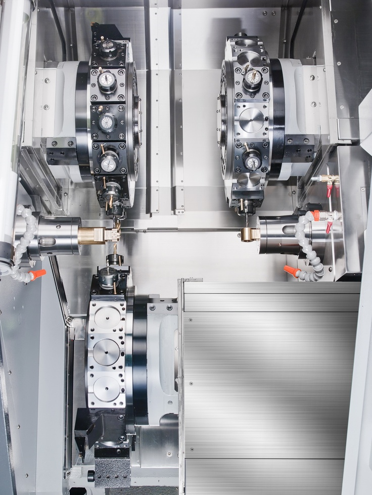 The Leading Source for Multi Axis CNC Machines