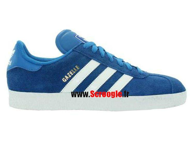 Adidas Gazelle Homme Bleu Roi