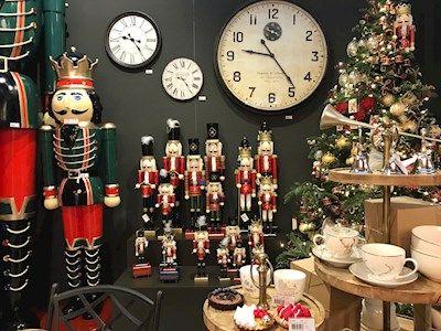 Schiaccianoci e carillonper un Natale a tema infanzia