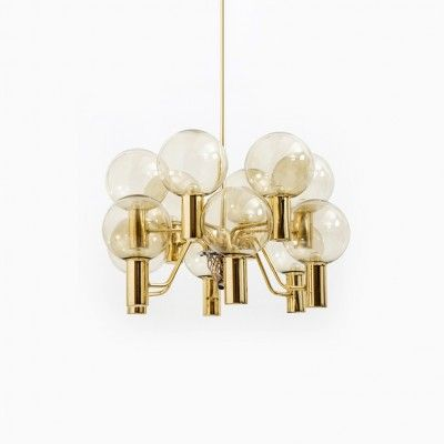 Located using retrostart.com > Hanging Lamp by Hans Agne Jakobsson for Hans Agne Jakobsson
