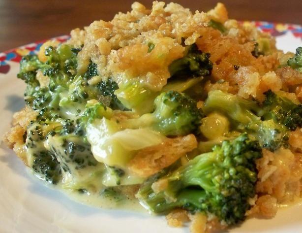 Broccoli Casserole.. YUM