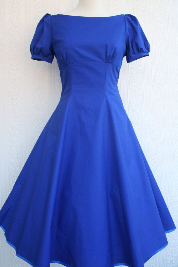 Immediately caught my eye. Style, colour, what's not to love? Princess Dress