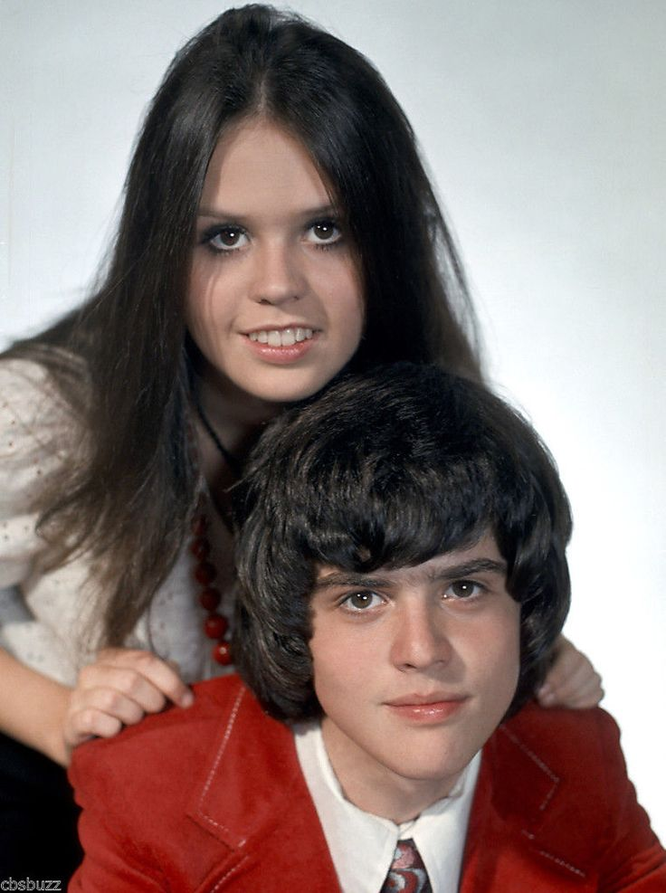 Donny and Marie Osmond Donny And Marie Baby I'm Sold On You