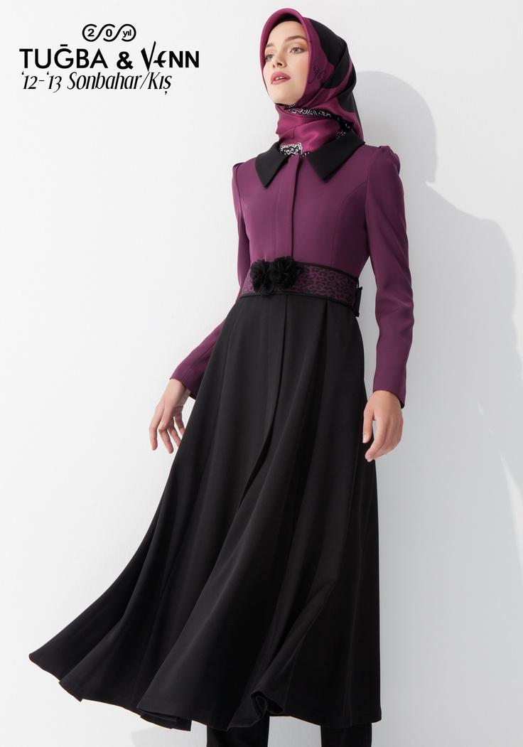 Tuğba & Venn '12-'13 Sonbahar/Kış.  Hijab. Scarf