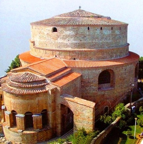 Rotunda, Thessaloniki Greece / by petros marsel via Flickr